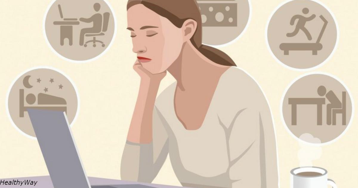 Вот какие привычки запускают процессы воспаления и старения