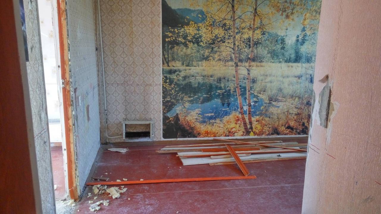 Ошибки … после ремонта
