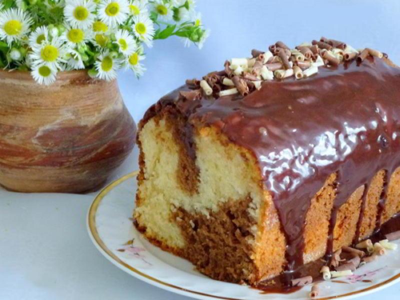 Сметанный кекс — рецепт, который всегда выручает!