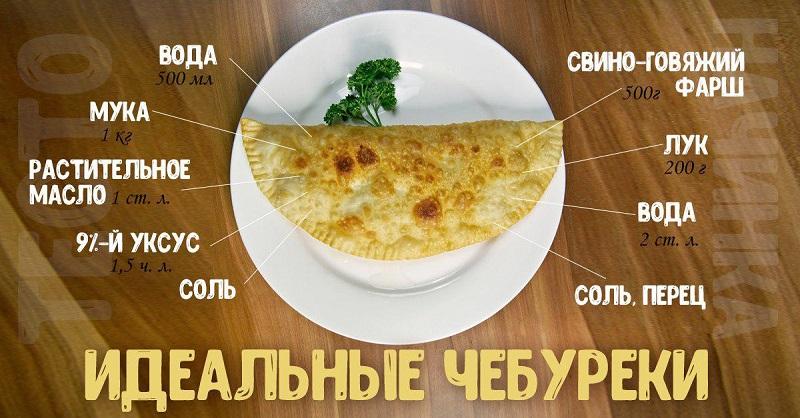 Как приучить себя регулярно готовить чебуреки