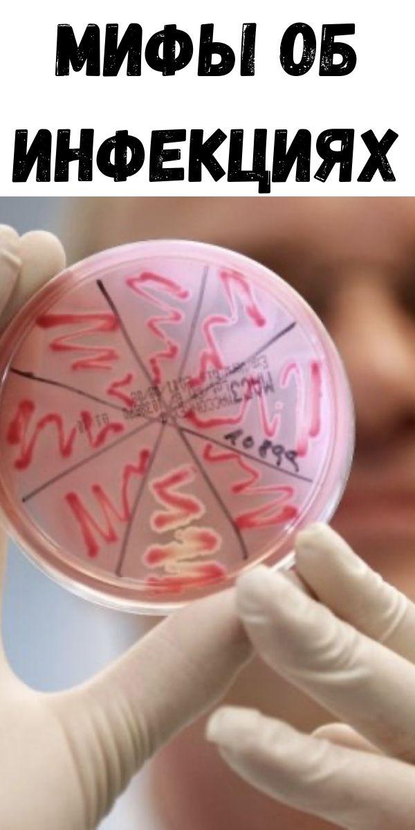 Мифы об инфекциях