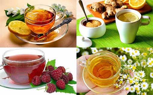 Легко лечим детскую простуду натуральными напитками!