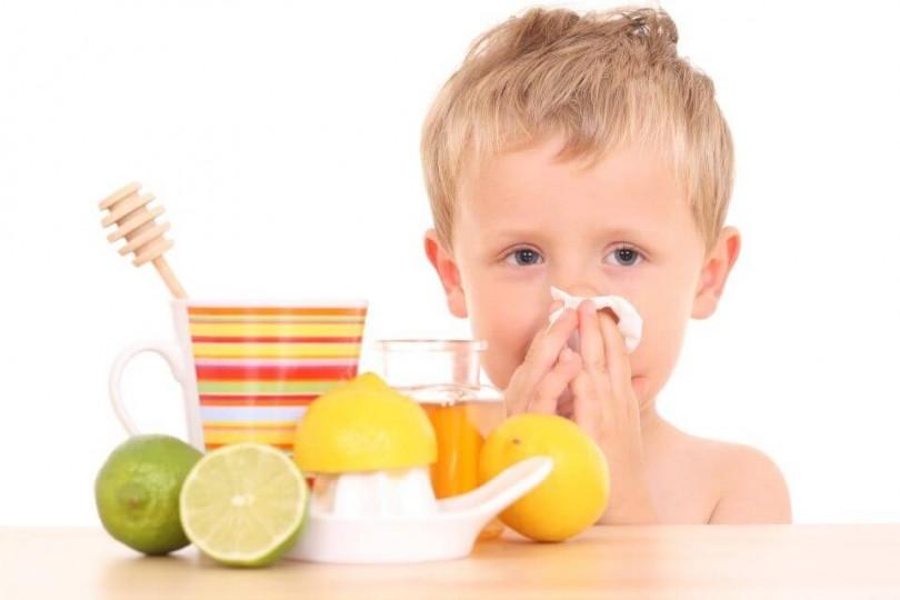 Как укрепить иммунитет ребенка народными методами