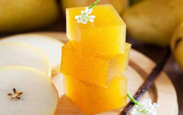 Лимонный мармелад без грамма сахара - для тонкой талии!