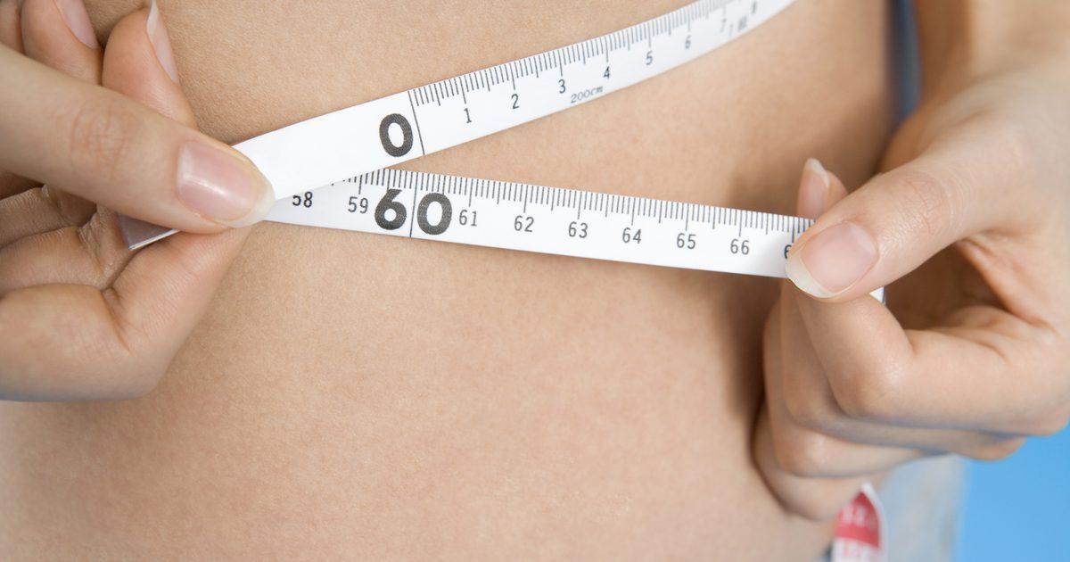 Диета для уменьшения размера талии на 10 см за 4 дня