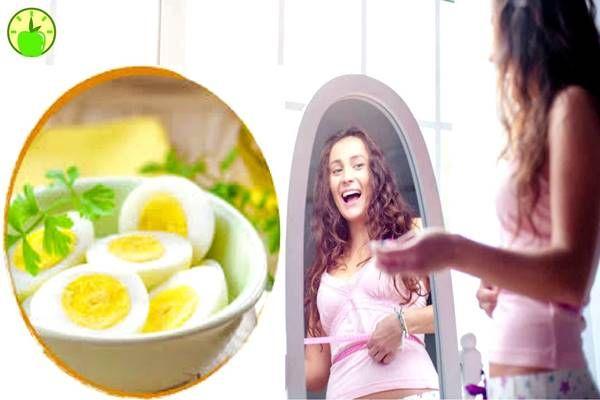 Невероятная диета с яйцами! Минус 11 килограммов за 14 дней!(дневной план диеты)