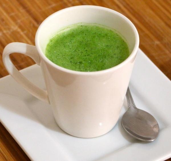 Молоко и зеленый чай - Удивительная комбинация, которая поможет вам похудеть и очистить ваше тело