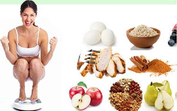 10 продуктов для включения в ваш рацион для быстрой потери веса