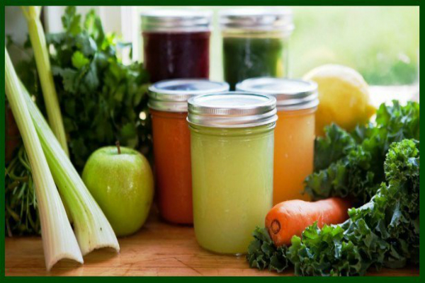 Борьба с холестерином с этим вкусным фруктовым соком