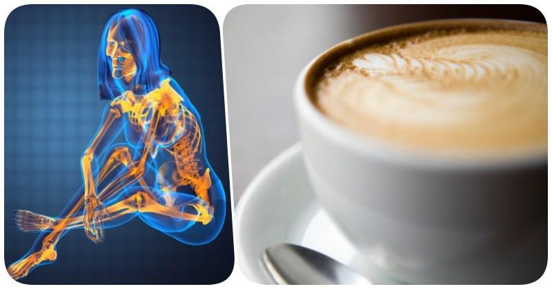 Кофе вместо ибупрофена
