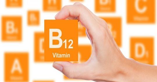 3 симптома недостатка витамина B12, о которых большинство людей не знает