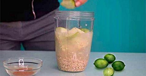 2 яблока, 1 лимон и 1 чашка овса: приготовьтесь к похудению без какого-либо контроля