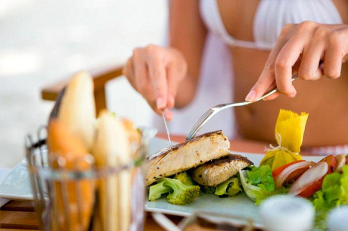 Диета для запуска обмена веществ: жир уйдет навсегда!