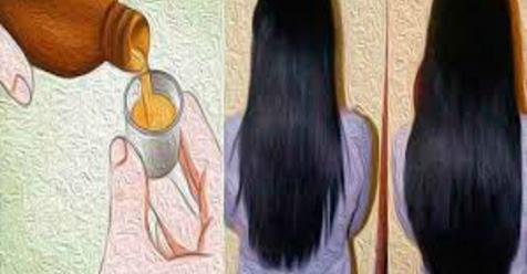 Добавьте это в свой обычный шампунь, и ваши волосы перестанут выпадать и будут красивыми