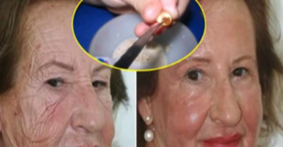 Никто не верил мне, пока бабушка не попробовала это средство. Эта домашняя витаминная сыворотка может омолодить любую часть тела на 20 лет…