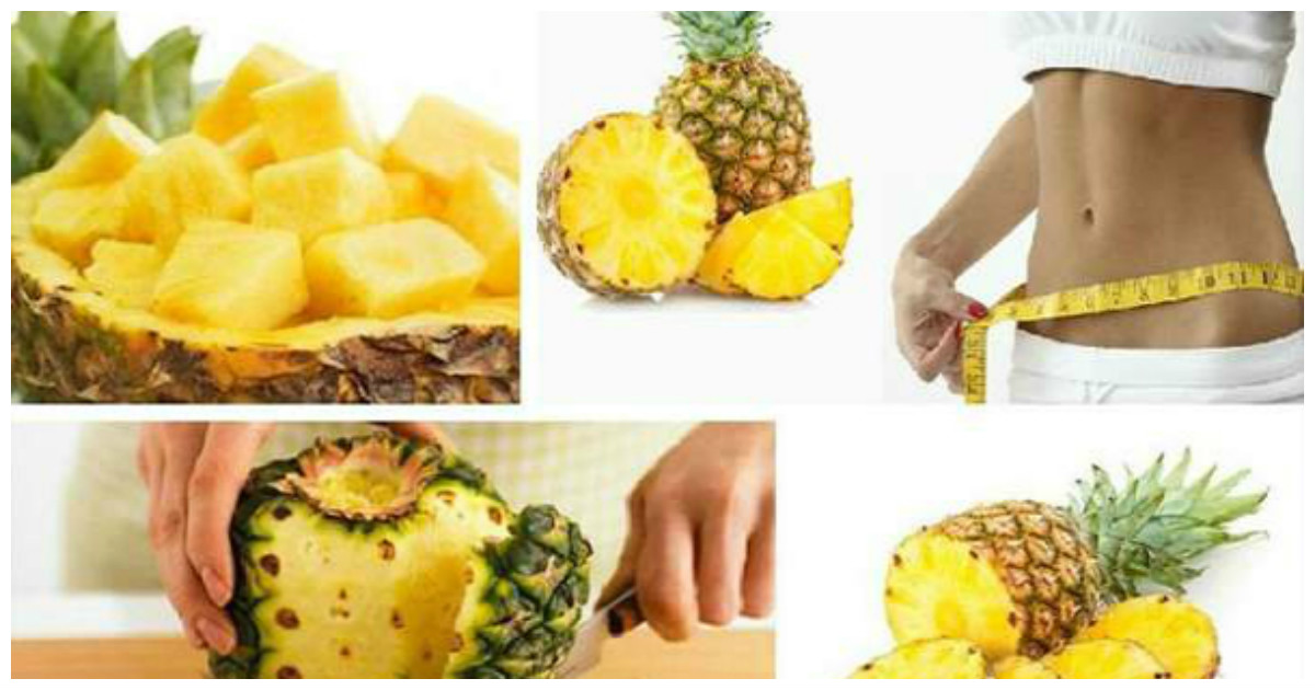 Диета с ананасом. Минус пять килограммов за три дня