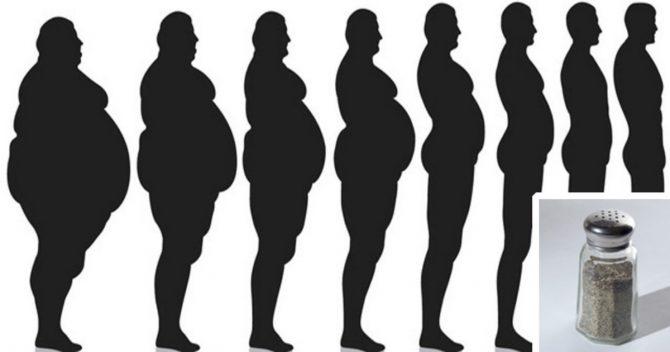Как черный перец может запустить ваш метаболизм и ускорить потерю веса