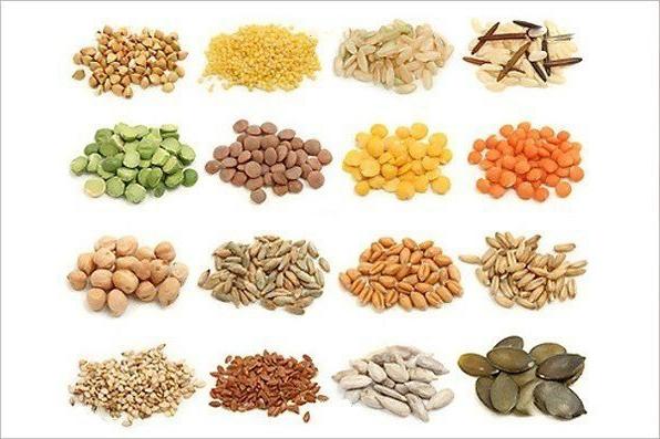Список самых полезных зерен и семечек