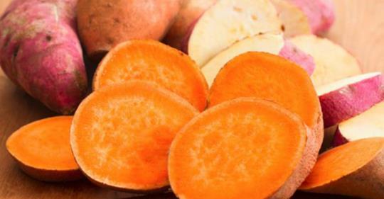Сладкий картофель: преимущества, энергетические и невероятные свойства