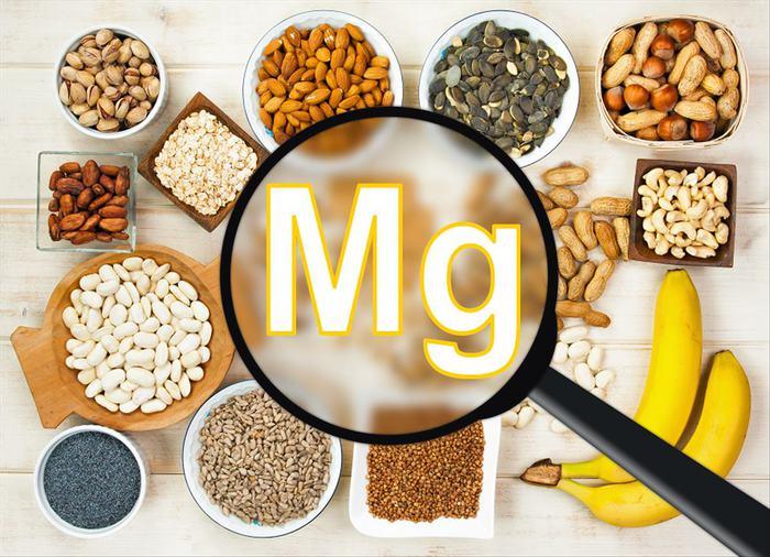 Продукты богатые магнием - Овощи, Фрукты, Семена и многое другое