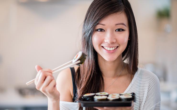 Лучшие 10 причин, по которым японские женщины остаются стройными и молодыми