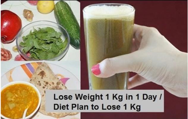 Мощный сжигающий жир напиток, чтобы похудеть на 1 кг в день