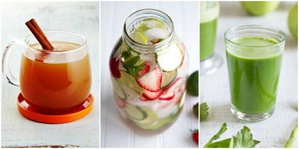 Эти 6 коктейлей усиливают энергетику и помогают снизить вес
