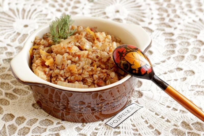 6 полезных идей приготовления гречки для тех, кто следит за питанием!