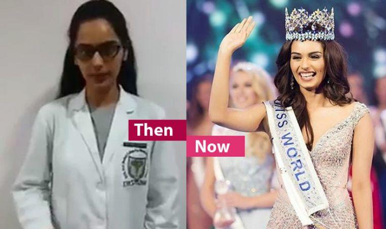 «Мисс Мира» в 2017 году. Мануши полностью изменилась за 2 года, и вот ее секрет