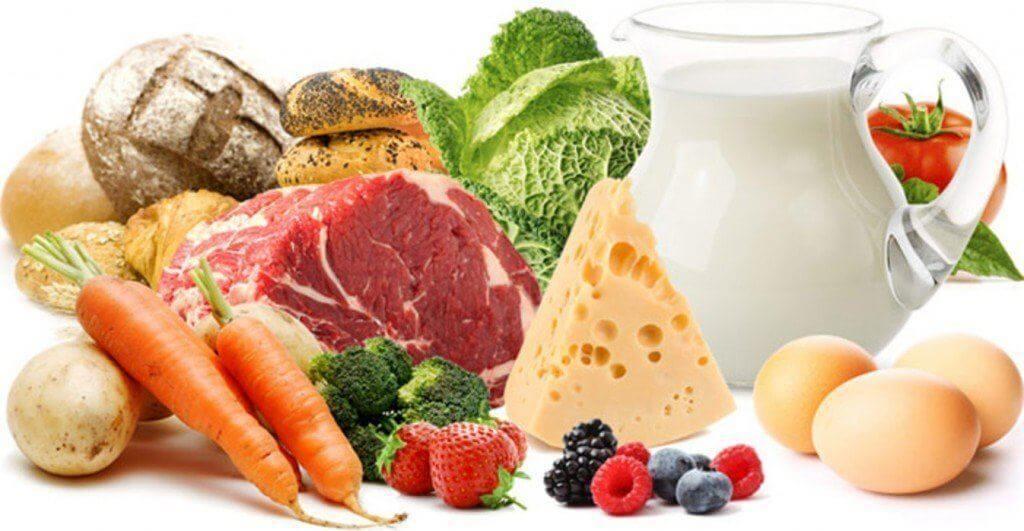 Рацион белкового меню на неделю для похудения!