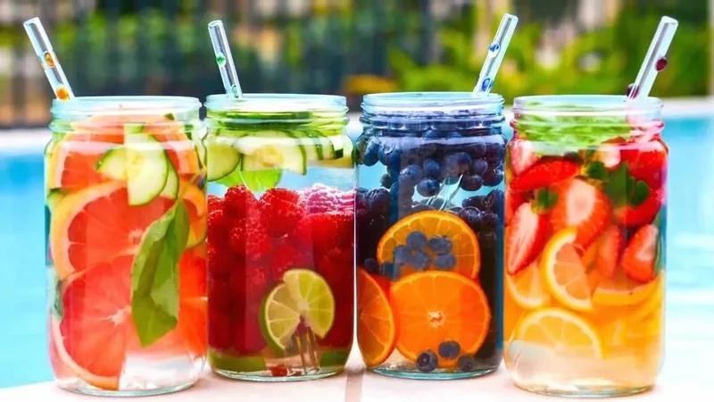 Топ полезных летних напитков
