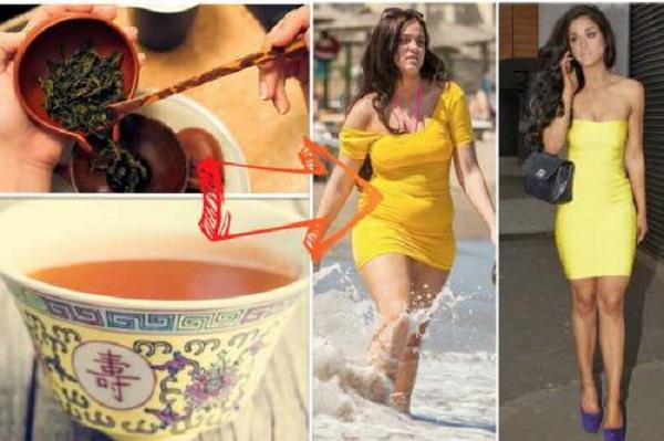 Улун чай для снижения веса