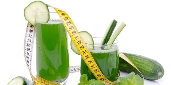 7-дневная огуречная диета, которая очень быстро сжигает килограммы!