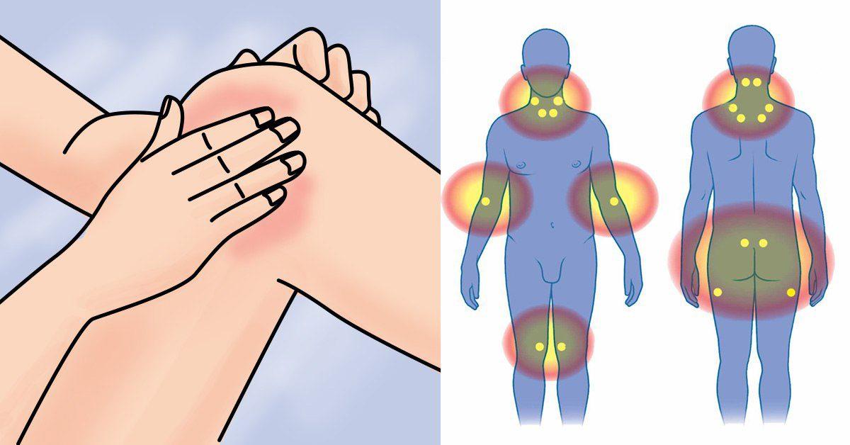 Как самостоятельно диагностировать фибромиалгию