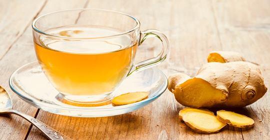 Как сделать имбирный чай, чтобы похудеть и улучшить пищеварение