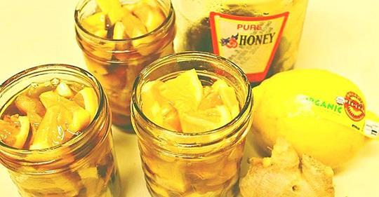 Как приготовить медово-имбирный лимонад для лечения простуды и ангины