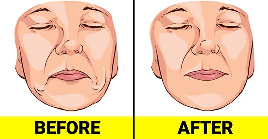 8 лицевых упражнений, которые помогают вам выглядеть моложе