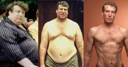 7 вещей, которые он сделал, чтобы похудеть на 100 кг без диеты