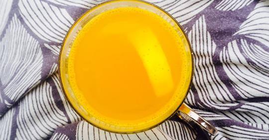 Как сделать лимонад с куркумой, чтобы полностью устранить стресс и тревогу