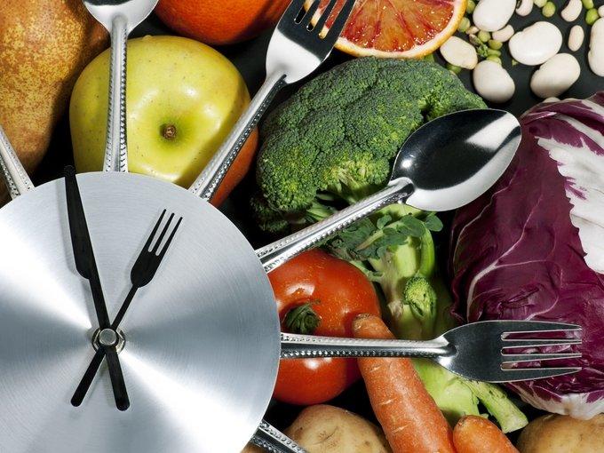 Диета по часам: минус 5 кг за 5 дней