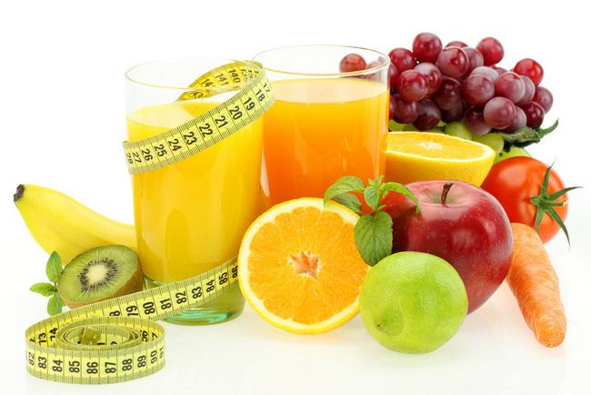 Диета на свежевыжатых соках для быстрого похудения