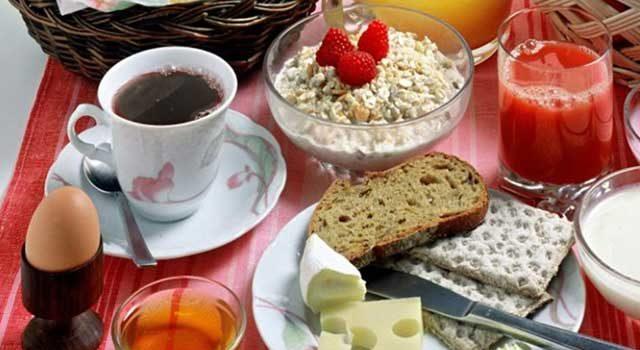 Правильное питание: примерное меню на 1400–1500 ккал!