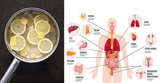 7 причин, по которым вы должны пить лимонный чай с имбирем