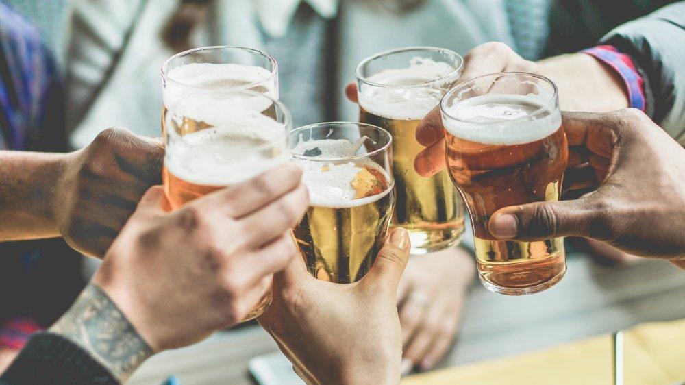 Вот что происходит с вашим телом после 1 бокала пива