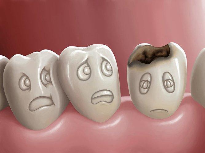 Секрет восточных мудрецов, как сохранить здоровье зубов до старости