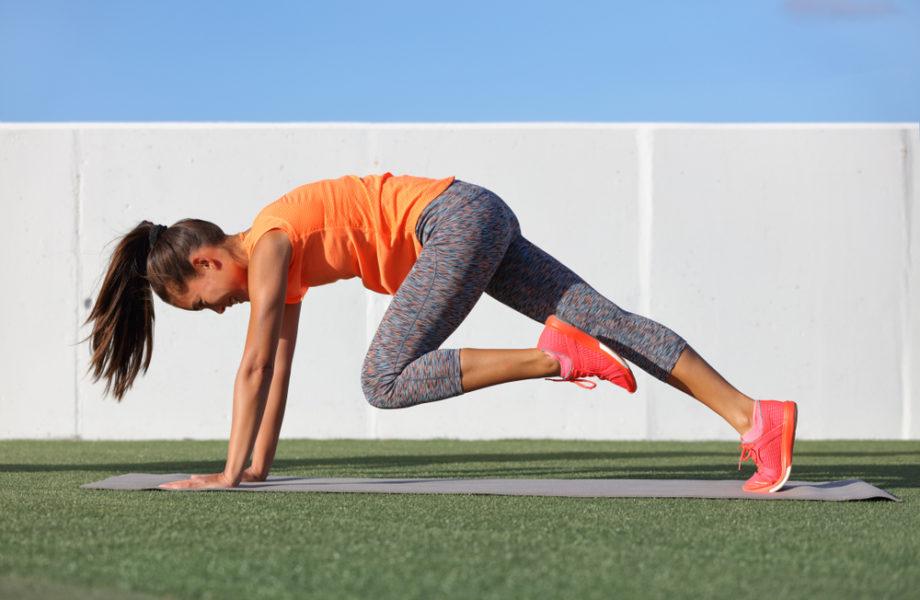 Всего 4 минуты простых упражнений вместо часовой тренировки в спортзале