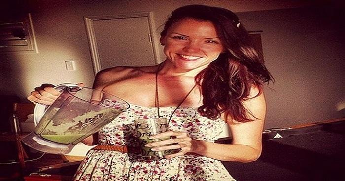 Эта женщина поборола 4-ю стадию рака без химиотерапии ... (вот, что она ела в больших количествах!)