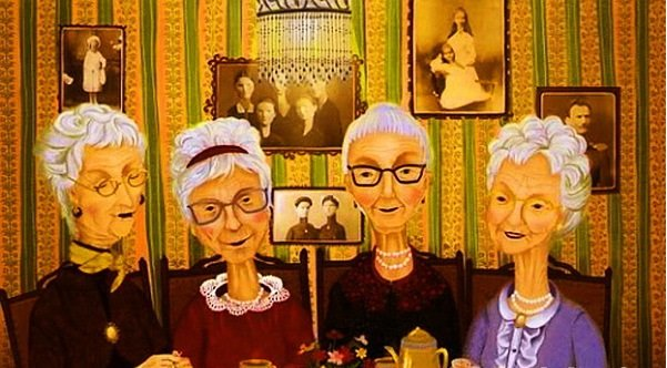 Диета любимой бабушки!