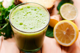 Эффективные напитки для очистки организма. Сразу заметен результат!