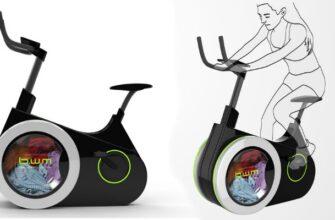 Велосипед-стиральная машина вдохновит Вас сэкономить на коммуналке и поддержать фигуру!